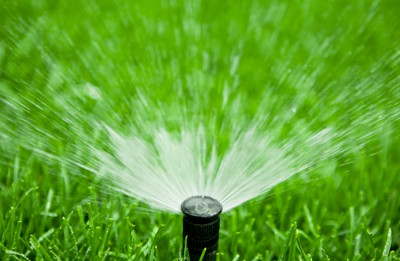 Fall Maintenance Tips - Adjust Irrigation