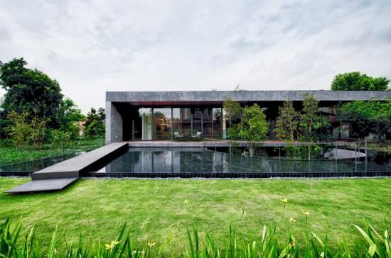 Contemporary Landscape Architecture modern vs. contemporary architecture and landscape - matthew