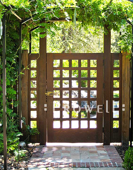 Landscape inspirations 10 most beautiful garden entries for Garden door designs