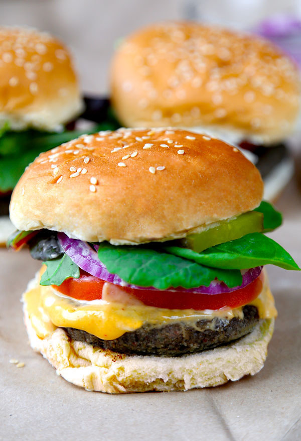 Independence Day Food Ideas - Hamburgers - 19 Different Hamburgers to Make - BuzzFeed