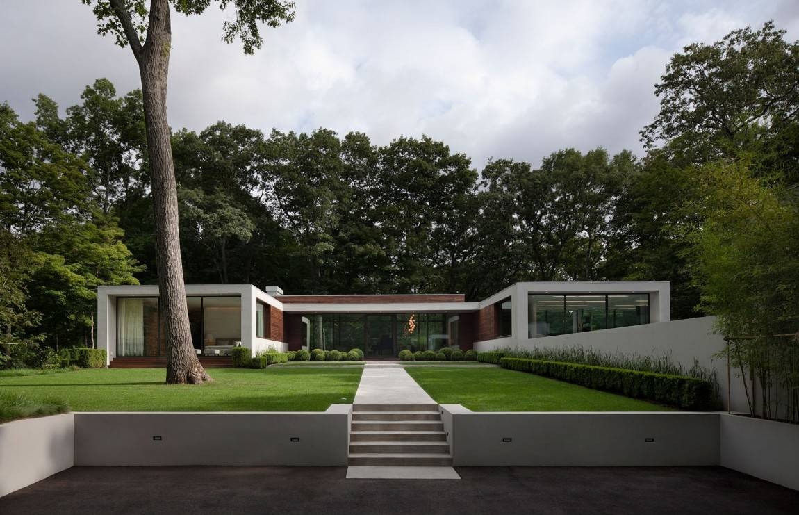 contemporary and modern boxwoods