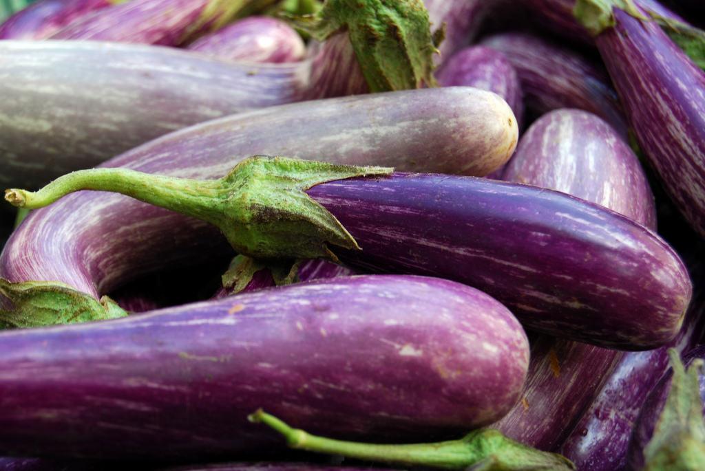 Eggplant - Fall 2015 best color - Seasonal color - foodie winter 2016