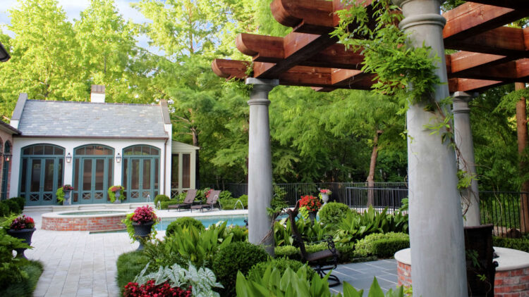 Dallas archives matthew murrey design for Garden design landscaping dallas tx