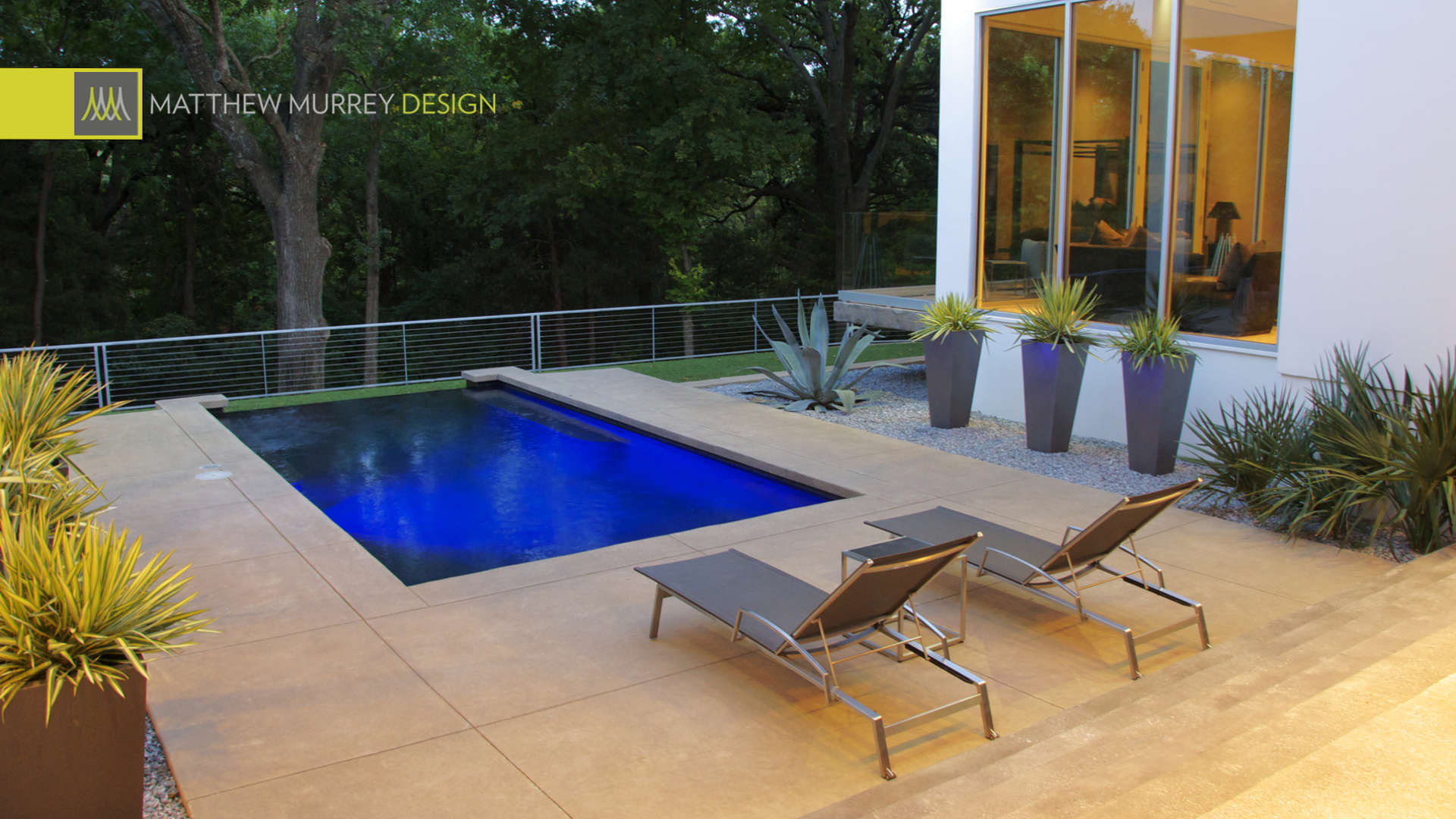 Dallas landscape design firm matthew murrey design for Garden design landscaping dallas tx