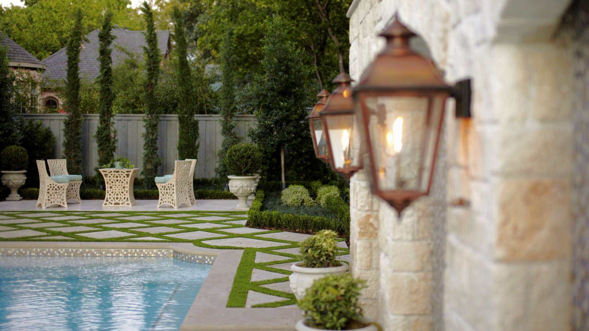 Garden Design Dallas amazing of landscaping large front yard large front garden design ideas Dallas Landscape Design Firm Matthew Murrey Design