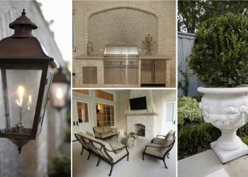Parisian Style Landscape - Landscape Design - Dallas, Texas
