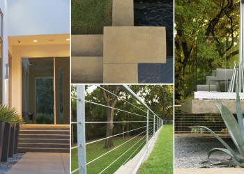 Contemporary Landscape Design - Dallas, Texas
