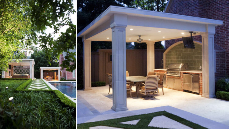 Transitional Landscape - Landscape Design - Dallas, Texas