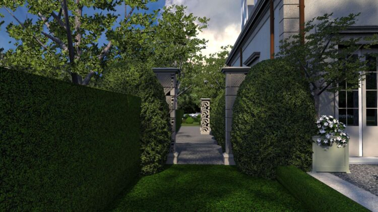 Traditional Landscape Design Archives Matthew Murrey Design