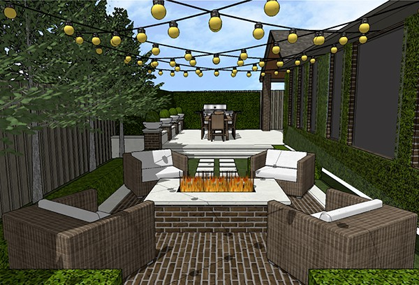 Intentional Landscape Design for Small Space