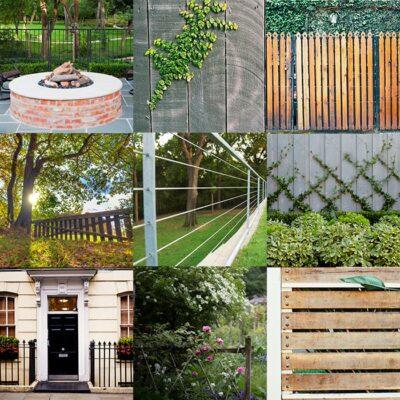 Garden Fences add value