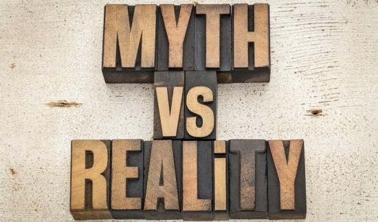 Common Landscape Myths