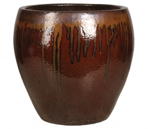 Marsala Glazed Pottery From Jackson's