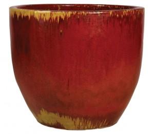 Red Glazed Pottery