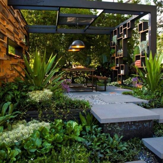 Designed by Melbourn Landscape Design