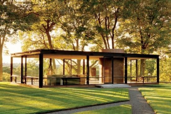 Philip Johnson Glass House - Mod
