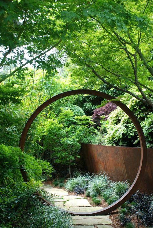 inspirational garden gate idea
