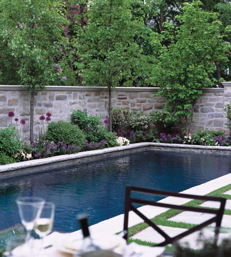 Landscape Solutions Create Privacy And Screening