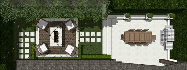 Designed to Maximize Space – Intentional Landscape Design