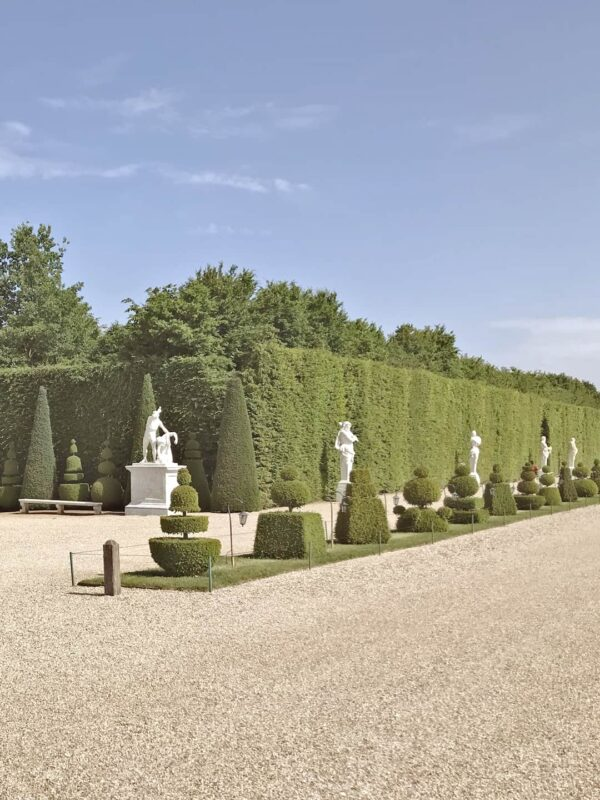 Landscape And Garden Design Inspired By Travel Paris And Versailles